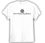 Don't Harsh My Mellow Classic Fit Unisex Kids T-Shirt with Kids Font