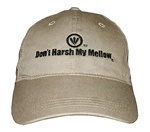 Don't Harsh My Mellow Baseball Cap