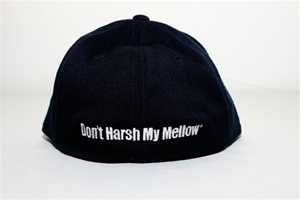 Don't Harsh My Mellow Fitted Cap