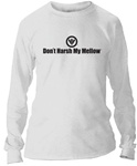 Don't Harsh My Mellow Classic Fit Men's Long-Sleeve T-Shirt