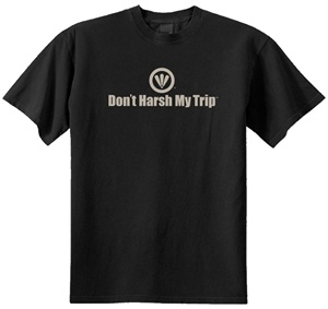 Don't Harsh My Trip Classic Fit Men's T-Shirt