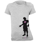 Dudeamus Maximus Fitted Women's T-Shirt